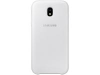 Husa plastic Samsung Galaxy J5 (2017) J530 Dual Layer EF-PJ530CWEGWW Alba Blister Originala