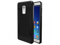 Husa silicon TPU Xiaomi Redmi Note 4 Carbon Blister