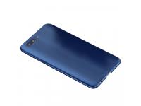 Husa plastic OnePlus 5 Mofi albastra Blister Originala