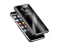 Husa silicon TPU Samsung Galaxy S8 G950 Mofi transparenta Blister Originala
