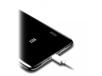 Husa silicon TPU Xiaomi Mi 6 Mofi transparenta Blister Originala