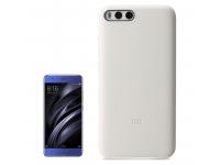 Husa silicon TPU Xiaomi Mi 6 Soft Alba Blister Originala