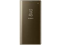 Husa plastic Samsung Galaxy Note8 N950 Clear View EF-ZN950CFEGWW Aurie Blister Originala