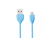 Cablu de date MicroUSB Remax Lesu RC-050M Albastru Blister Original