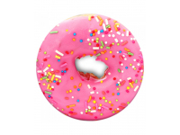 Suport Stand Adeziv Popsockets pentru telefon Pink Donut Blister Original