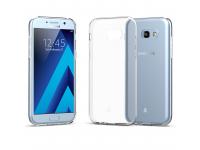 Husa silicon TPU Samsung Galaxy A7 (2017) A720 Anymode Jelly Transparenta Blister Originala