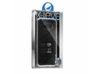 Husa Silicon TPU Apple iPhone X X-Level Antislip Transparenta Blister Originala