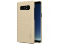 Husa plastic Samsung Galaxy Note8 N950 Nillkin Frosted aurie Blister Originala