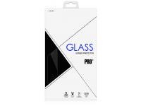 Folie Protectie ecran antisoc Samsung Galaxy J5 (2017) J530 Flexible Tempered Glass Full Face alba Blister