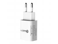 Adaptor Priza Joyroom STC28 18W Fast Charging QC 3.0 Alb Blister Original
