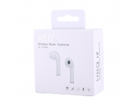 Handsfree Casca Bluetooth HBQ-i7 Alb Blister