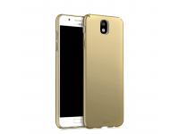 Husa plastic Samsung Galaxy J3 (2017) J330 Mofi Slim Aurie Blister Originala