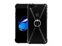 Husa Apple iPhone 7 Plus Oatsbasf Type-X Metal cu inel Blister Originala