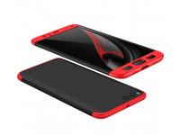 Husa plastic Xiaomi Mi 6 GKK Shield 360 Neagra - Rosie