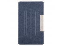 Husa piele Huawei MediaPad T3 7.0 Stand Silk Bleumarin