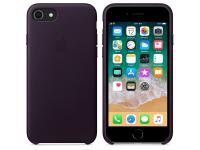 Husa piele Apple iPhone 8 MQHD2ZM mov Blister Originala