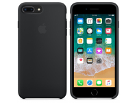 Husa silicon TPU Apple iPhone 8 Plus MQGW2ZM Blister Originala