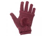 Manusi iarna Touchscreen Sensitive Fingerless visinii