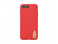 Husa silicon TPU Apple iPhone 7 TotuDesing Rosie Blister Originala