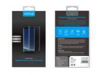 Folie Protectie ecran antisoc Samsung Galaxy S8+ G955 Tempered Glass Full Face Vonuo Blister Originala