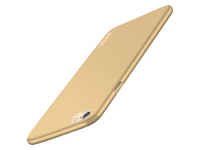 Husa plastic Apple iPhone 6 Vonuo Frosted aurie Blister Originala