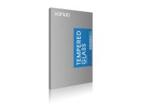 Folie Protectie ecran antisoc Samsung Galaxy S8+ G955 Vonuo Tempered Glass Full Face 3D neagra Blister Originala