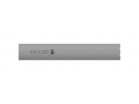 Capac card Sony Xperia Z3 Compact argintiu
