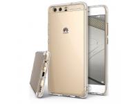 Husa plastic Huawei P10 Ringke Bumper Slim hybrid transparent Blister Originala