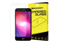 Folie Protectie ecran antisoc LG X power2 WZK Tempered Glass Blister Originala