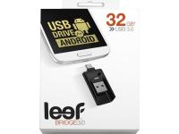 Memorie externa OTG Leef Bridge microUSB - USB 3.0 32GB Blister Originala