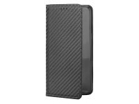 Husa Piele Nokia 6 Case Smart Carbon