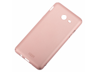 Husa plastic Samsung Galaxy J5 Prime G570 Mofi Slim roz Blister Originala