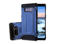 Husa Samsung Galaxy Note8 N950 Rugged Armor albastra