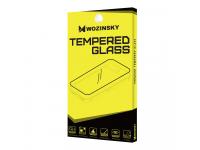 Folie Protectie ecran antisoc Apple iPhone X WZK Tempered Glass Full Face Blister Originala