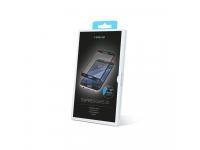 Folie Protectie ecran antisoc Samsung Galaxy A7 (2017) A720 Forever Tempered Glass Full Face 3D Alba Blister Originala