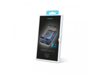 Folie Protectie ecran antisoc Samsung Galaxy J5 Prime G570 Forever Tempered Glass Full Face 3D Neagra Blister Originala