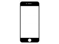 Geam cu rama Apple iPhone 8