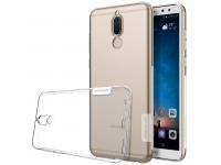 Husa silicon TPU Huawei Mate 10 Lite Nillkin Nature transparenta Blister Originala