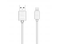 Cablu de date USB - Lightning Joyroom JR-S318 1m Alb Blister Original