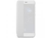 Husa piele Huawei P10 Lite Flip View 51991909 Alba Blister Originala
