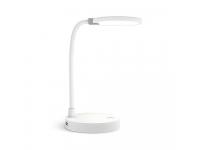 Lampa LED Birou Dual USB Xiaomi COOWOO Alba Blister Originala