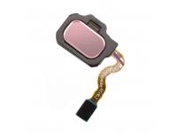 Senzor Amprenta Cu Banda Samsung Galaxy S8 G950 roz