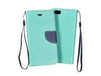 Husa piele Huawei Mate 10 Pro Fancy Turquoise
