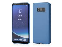 Husa silicon TPU Huawei Y5 (2017) iGel Albastra