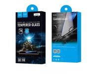 Folie Protectie ecran antisoc Apple iPhone 7 HOCO Cool Radian Tempered Glass Full Face Neagra Blister Originala