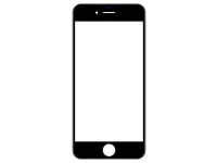 Geam cu rama si adeziv OCA Apple iPhone 6