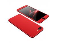 Husa plastic Apple iPhone 7 Plus Full Cover Rosie
