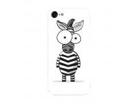 Husa silicon TPU Apple iPhone 7 Plus HOCO Zebra Blister Originala