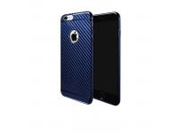 Husa plastic Apple iPhone 7 HOCO Carbon Bleumarin Blister Originala