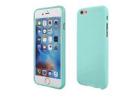 Husa Silicon TPU Apple iPhone 6 Plus Candy Turquoise